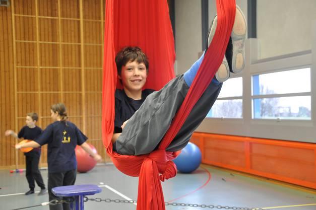 Pitypalatty Kinder- und Jugendzirkus in Lommiswil