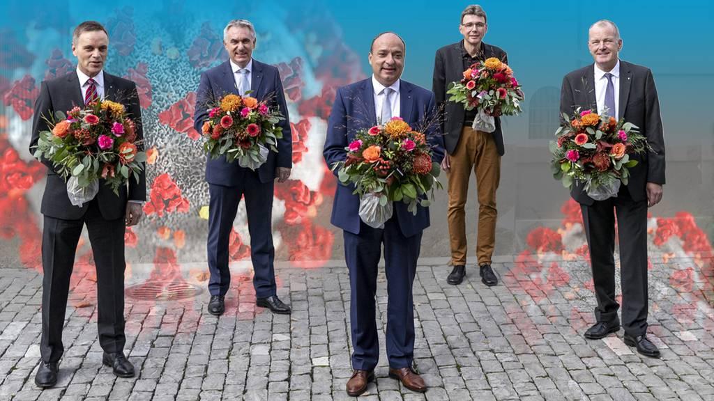 Aargau befürwortet Kostenübernahme der Tests bei einmal Geimpften bis Ende November