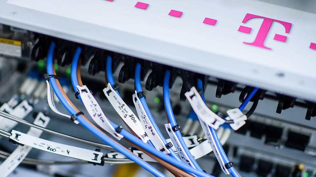 Deutsche Telekom macht trotz Coronakrise mehr Gewinn