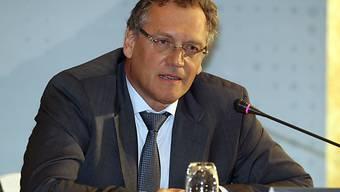 FIFA-Generalsekretär Jerôme Valcke