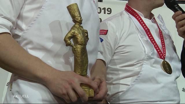 """Wer gewinnt den """"Goldenen Koch""""?"""