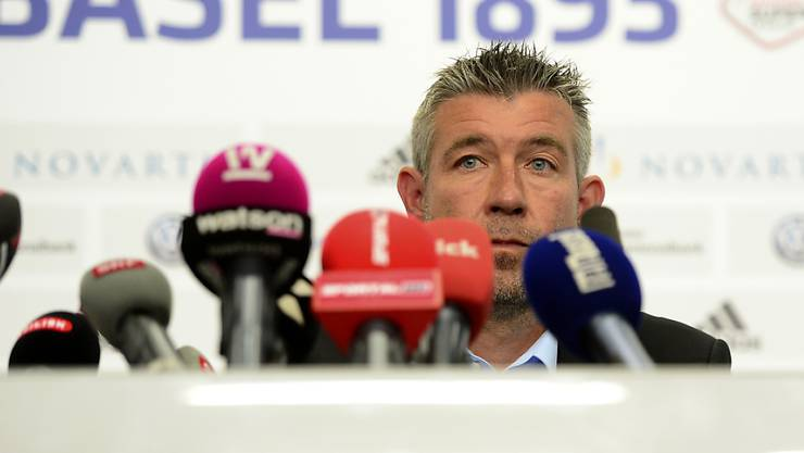 Beerbt Paulo Sousa als Trainer des FC Basel: Urs Fischer