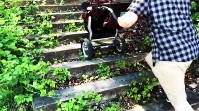 Wanderwege für Kinderwagen