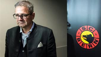 Der starke Mann an der Spitze des grössten Sportklubs der Schweiz: SCB-CEO Marc Lüthi (54).