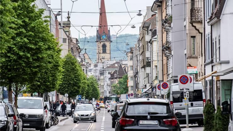 Der Grosse Rat Basel-Stadt ist sich nicht einig über das Verkehrsproblem in Basel.