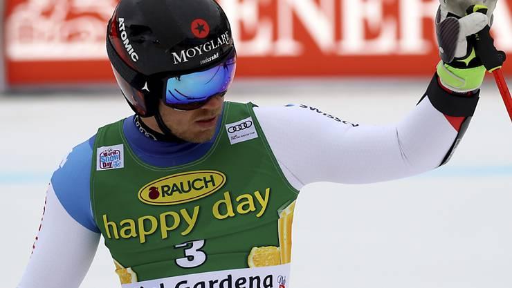 Mauro Caviezel verpasste das Podest nur knapp