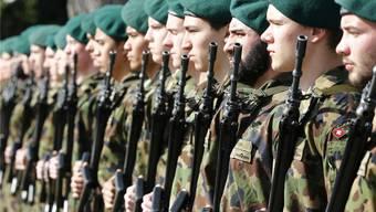 Die Armeereform verzögert sich bis mindestens Frühling 2016.