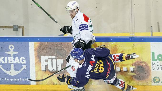 Swiss League Playoffs, Spiel 4, SC Langenthal - EHC Olten (26.02.20)