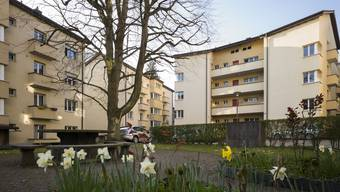 Ein gutes Beispiel für die Architektur der 30er-Jahre: Die Siedlung an der Zürcherstrasse wurde 1939 im Stil des Neuen Bauens entworfen. (Archiv)