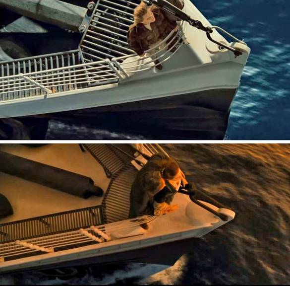 (Bild: Titanic / 20th Century Fox, Paramount Pictures)