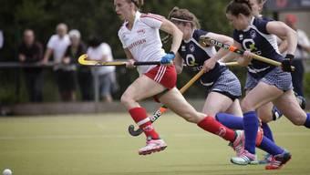 Die Damen des HC Rotweiss stehen nach dem 1:0 gegen Luzern im Cuphalbfinal.