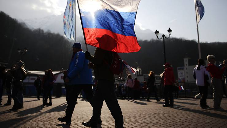 Russlands Leichtathleten bleiben gesperrt (Symbolbild)