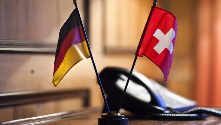 Im Zentrum des Spionagefalls steht der politische Steuerstreit zwischen der Schweiz und Deutschland, der wiederholt für Verstimmung gesorgt hat. (Symbolbild)