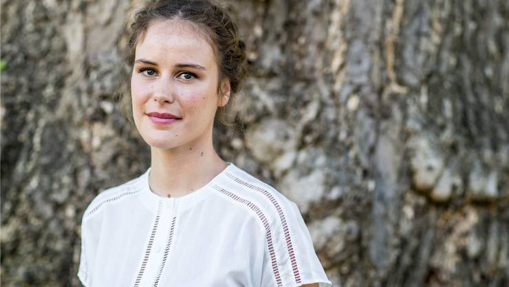 Carla Juri: Die 32-jährige Tessiner Darstellerin spielt in «Blade Runner 2049» eine wichtige Rolle. Alexandra Wey/Keystone