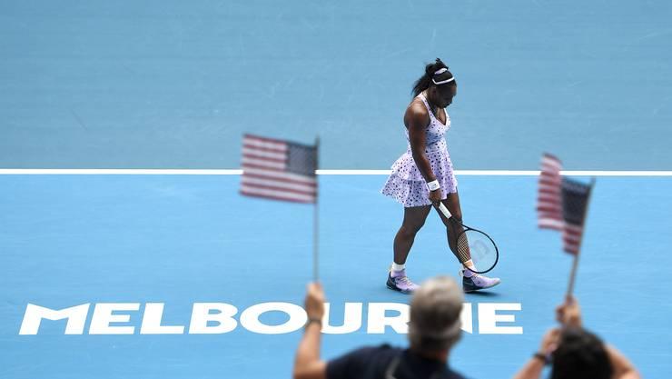 Serena Williams wartet seit den Australian Open 2017 auf ihren 24. Grand-Slam-Titel, mit dem sie Margaret Courts Rekord einstellen würde.