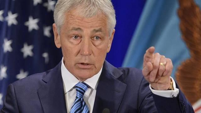 Die Bedrohung durch den Terrorismus hält laut dem neuen US-Verteidigungsminister Chuck Hagel an