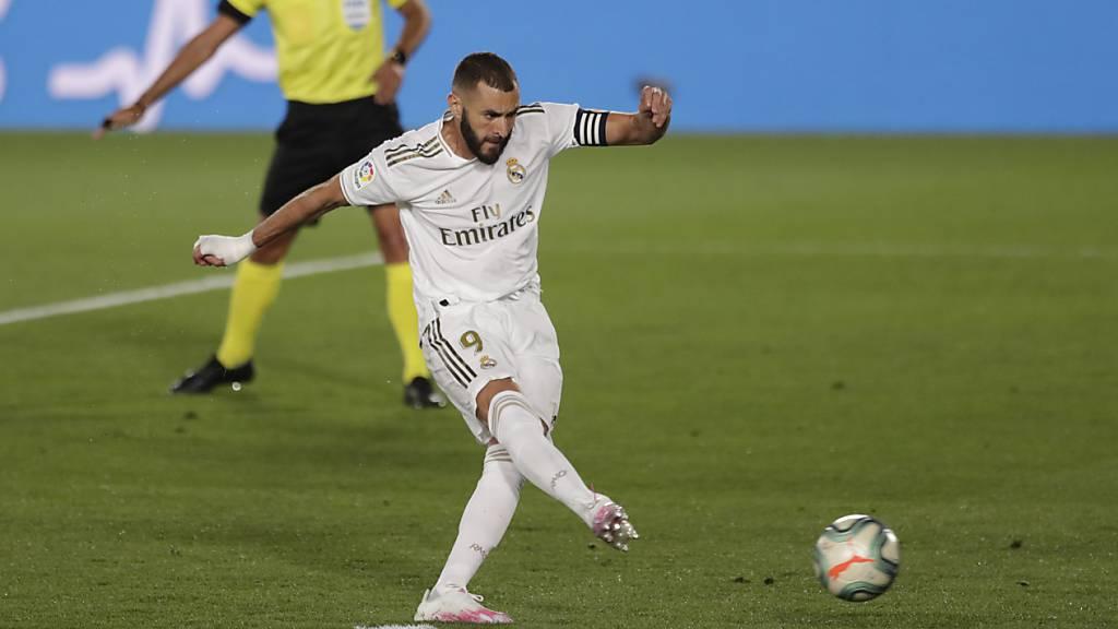Meistertitel für Real Madrid rückt näher