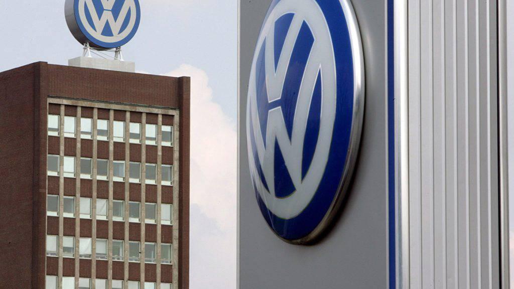 VW-Konzern bestätigt Mittelfristziele - 2022 auf Vorkrisenniveau