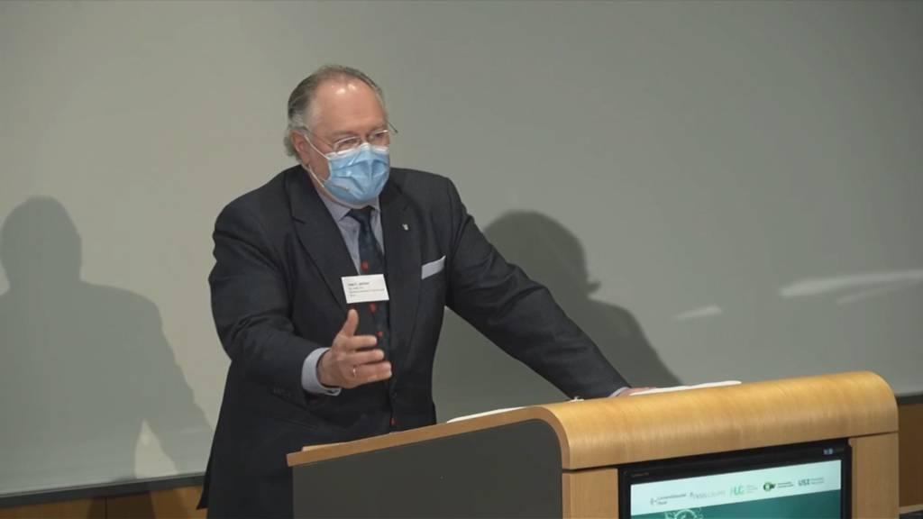 Personell und finanziell: Corona-Pandemie belastete Unispitäler stark