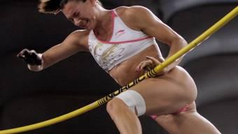 Niederlage für Jelena Isinbajewa