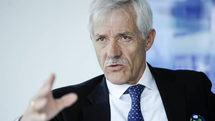 Ulrich Vischer Verwaltungsratspräsident der MCH Group