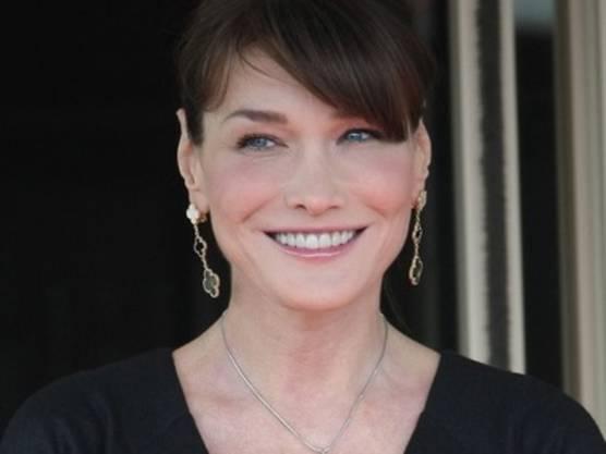 Carla als Première Dame
