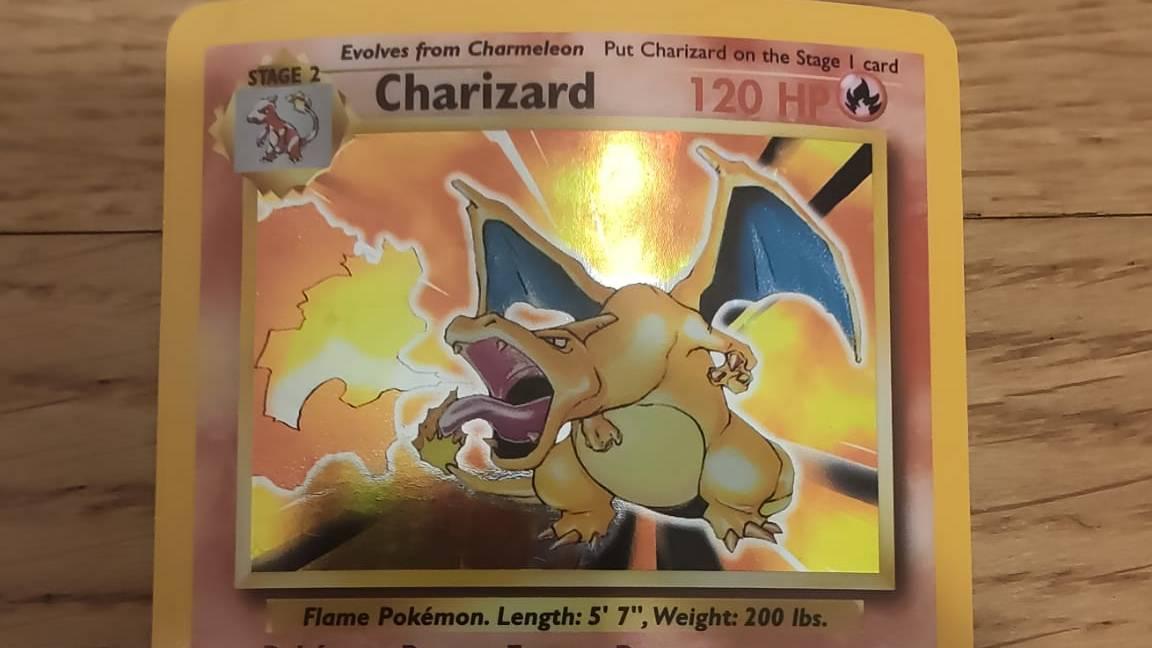 Charizard Base Set