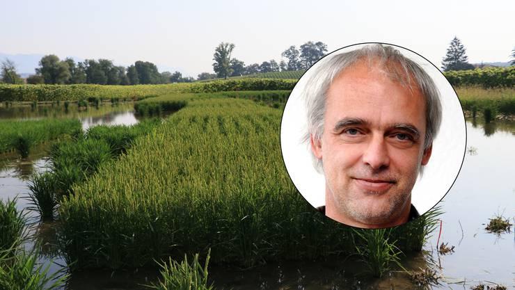 Thomas Walter, Agroscope.