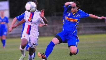 Frauen-Cup Derendingen gegen Basel