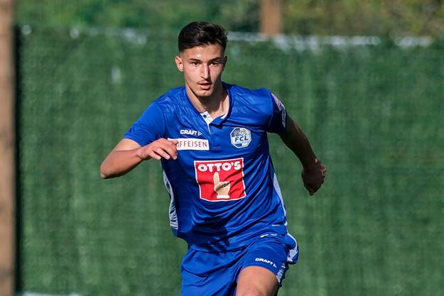 Er will nun bei Kriens Spielpraxis sammeln: David Mistrafovic, hier noch im FCL-Dress.