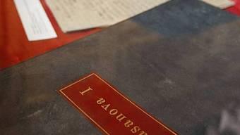 Giacomo Casanova hielt seine Erlebnisse schriftlich fest