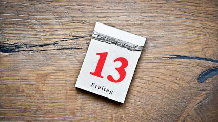 Wieso gilt der «Freitag, der 13te» als Unglückstag?