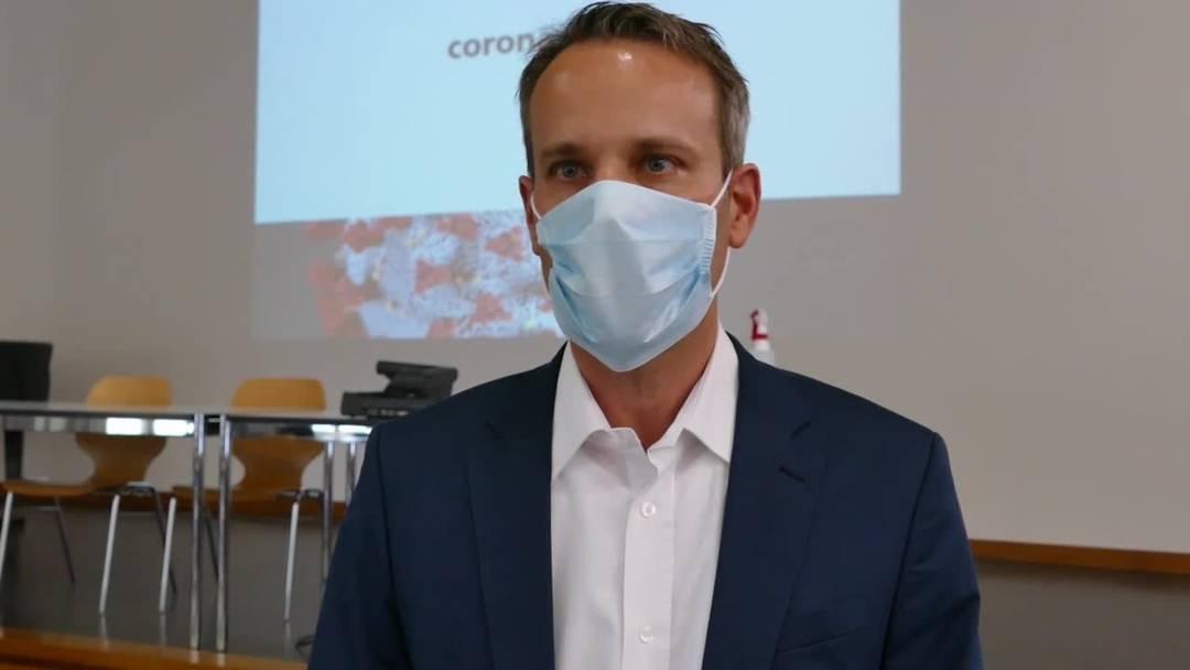 Der Solothurner Kantonsarzt Lukas Fenner zur aktuellen Lage: «Wir haben die kritische Schwelle erreicht»