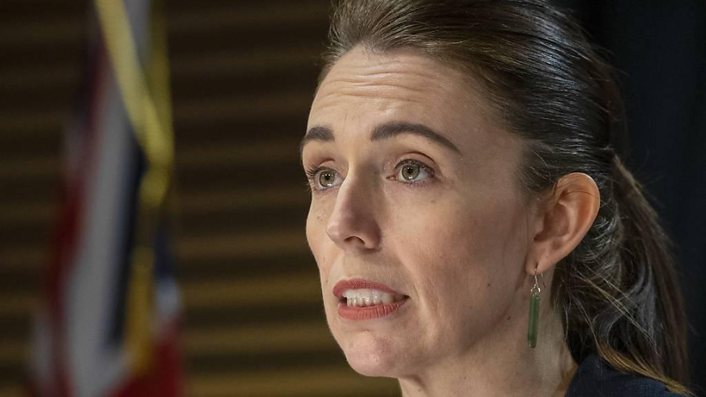 Nach Terrorangriff in Neuseeland soll Gesetz rasch verschärft werden