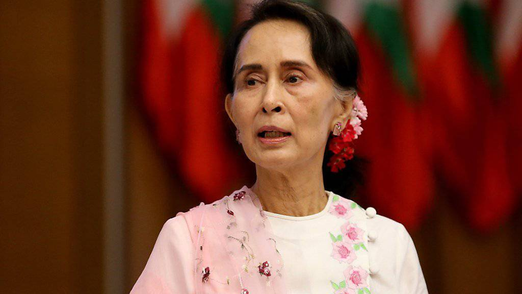 Anschlag auf Haus von Aung San Suu Kyi