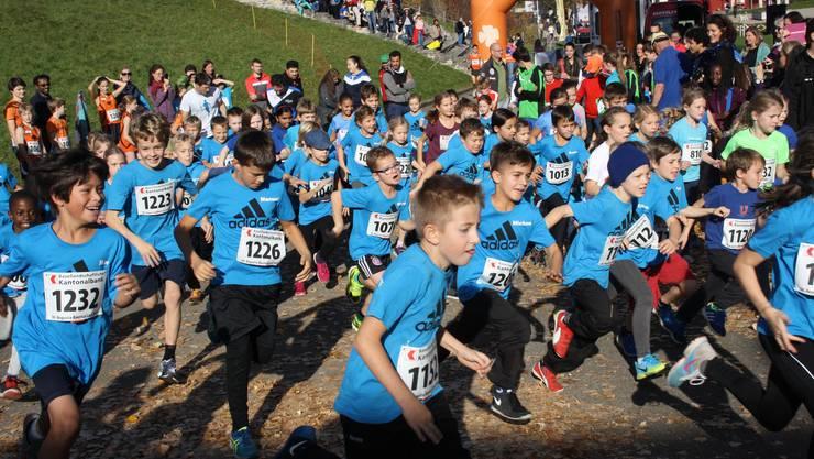 Keiner zu klein, Läufer zu sein.