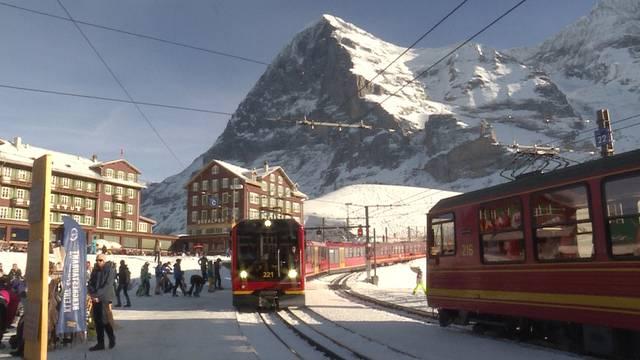 Verkehrte Welt: Unten kalt, oben warm