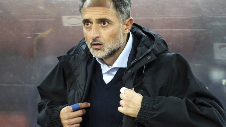 Sein Gesicht kennen noch nicht alle: FCZ-Interimstrainer Massimo Rizzo