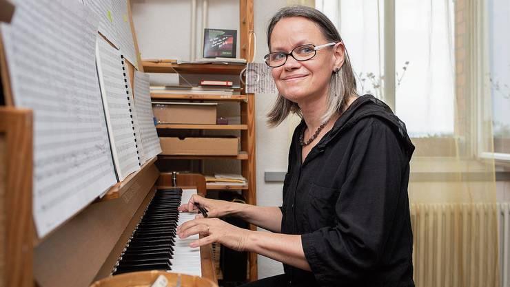 «In der Schweiz können die wenigsten Musiker vom Spielen oder Komponieren leben», sagt Trudi Strebi.