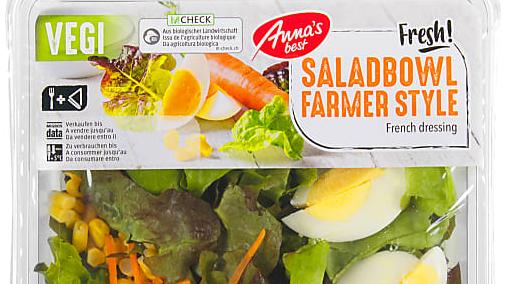 Migros muss Salat wegen verseuchtem Mais zurückrufen