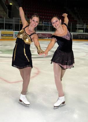 Ranja & Brenda Weisskopf