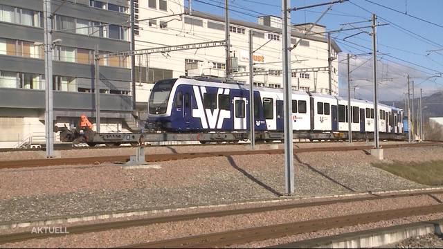 Neue Züge für WSB