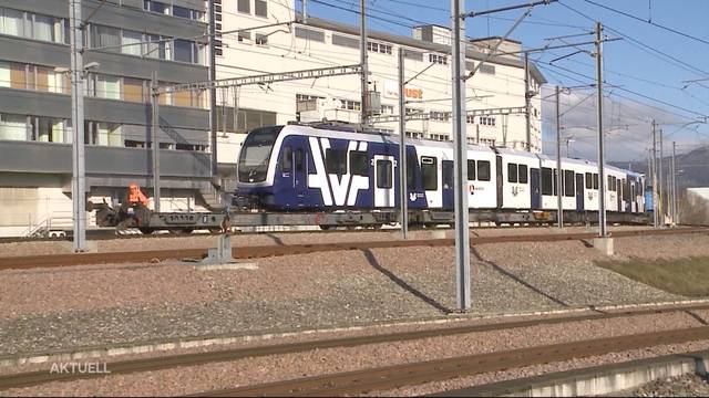 Der Beitrag von TeleM1: Neue Züge für WSB