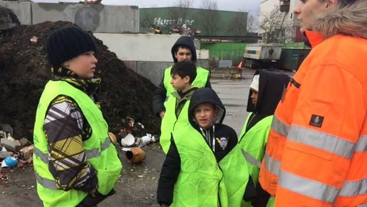 Recyclingparadies Reinach
