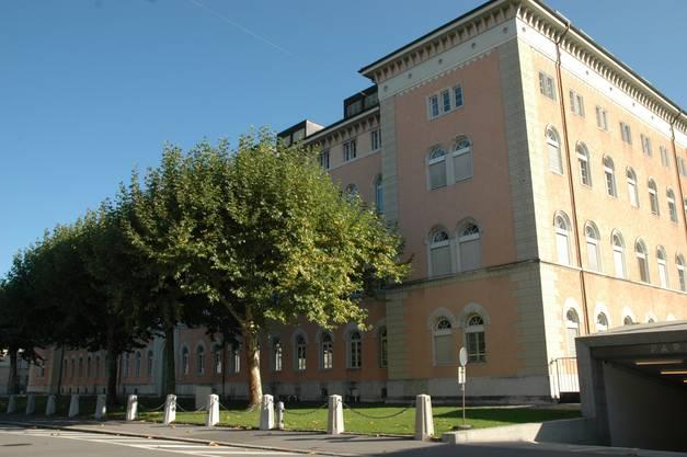 Der Kaserne Aarau fehlt nicht nur Sprengstoff.