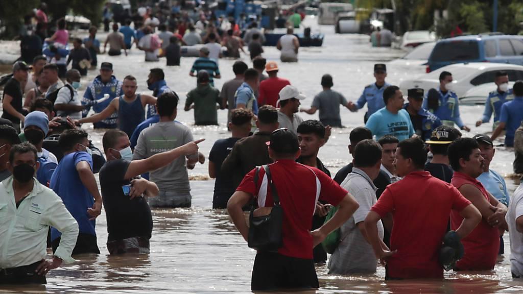 Mindestens 27 Tote bei Unwetter in Mittelamerika