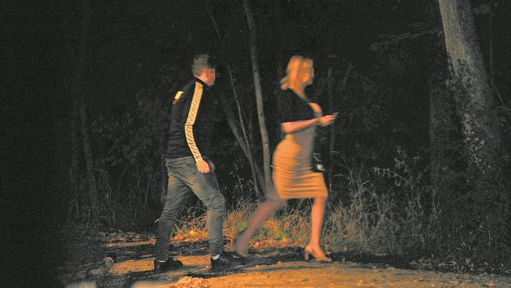 Der Park Bois de Boulogne gilt in Paris als Hotspot der Prostitution. Getty