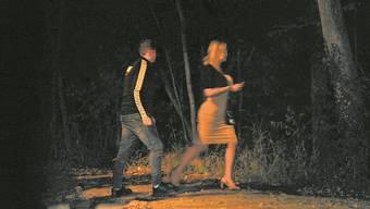 Der Park Bois de Boulogne gilt in Paris als Hotspot der Prostitution. Getty