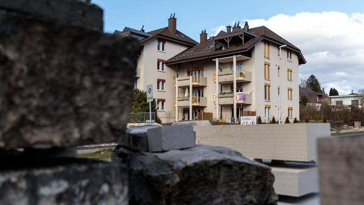 Die aktuellen Räumlichkeiten der «Glungge» in diesem Mehrfamilienhaus sind laut Patricia Zäch, Geschäftsführerin der neuen Betreiberin, «nicht ideal».