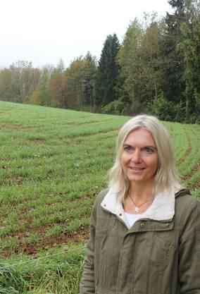 Eveline Schürmann, Präsidentin der Energie- und Umweltkommission Zeihen.